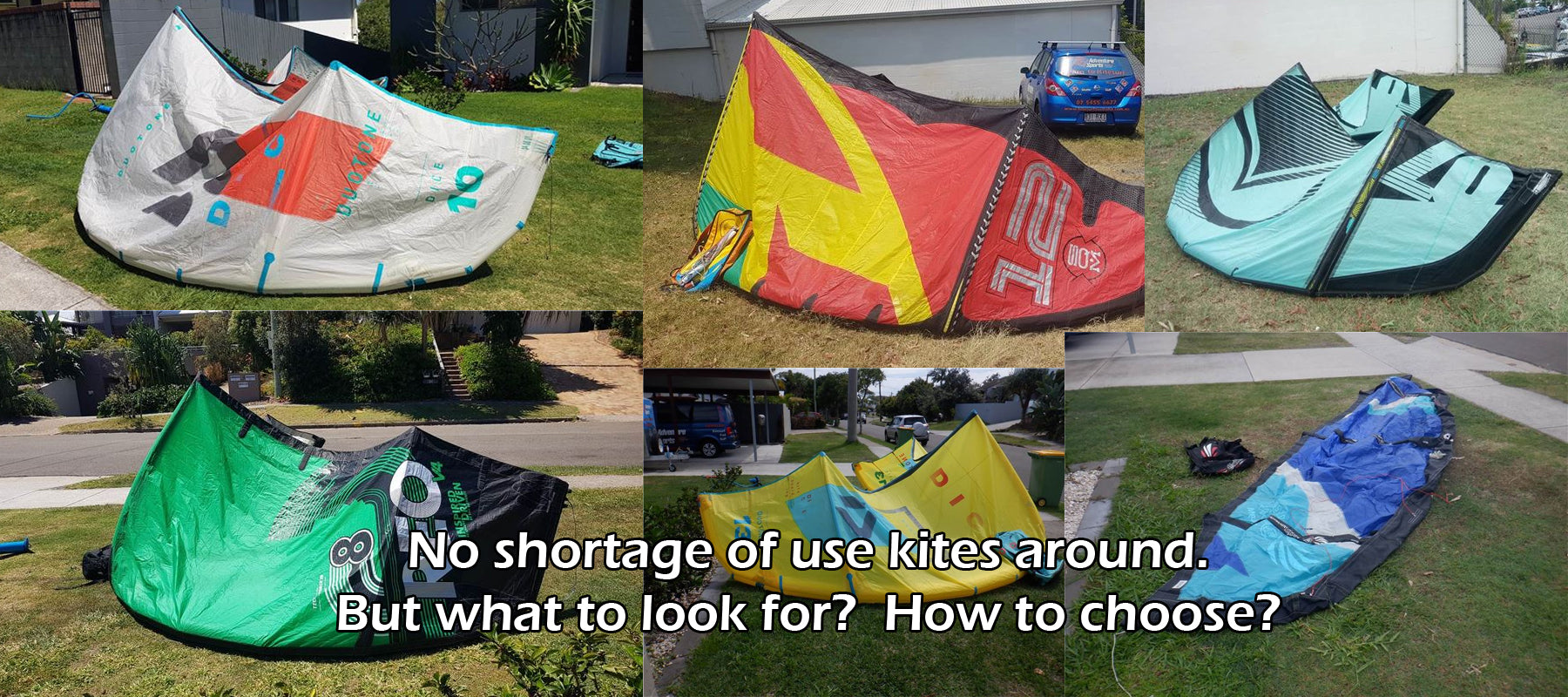 Second Hand Kitesurfing Buyers Guide