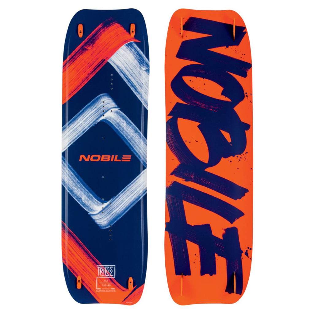Nobile Flying Carpet Lightwind Twintip Kiteboard