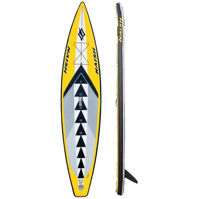 SUP Hire Noosa - Naish One 12'6""