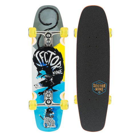 Sector 9 Barra Soap Complete Skateboard