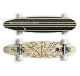 Fanatic Surf Skate Sunset Longboard 43.5'