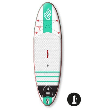 Fanatic Diamond Womens SUP