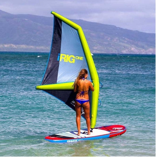 North Fanatic I Rig Windsurfing Sail