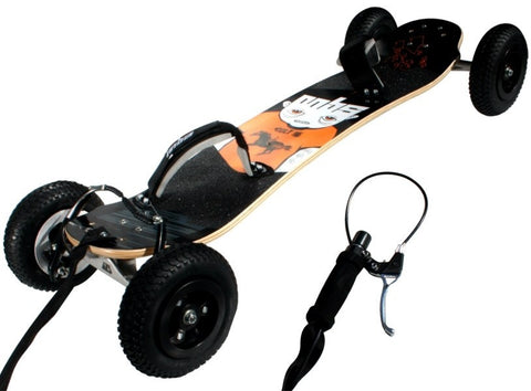 MBS Colt Mountainboard