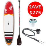 Fanatic Fly SUP Package