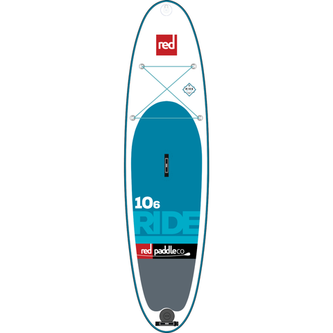 SUP Hire Noosa - Red Paddle Ride 10'6""