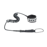 ION SUP Core Leash coiled kneestrap
