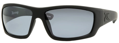 Carve Moray Black Polarised Floating Sunglasses
