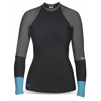 Dakine Flow Womens Snug Fit Rashie L/S