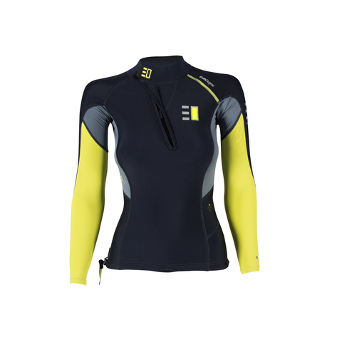 Enth Degree Fiord Ladies LS Top