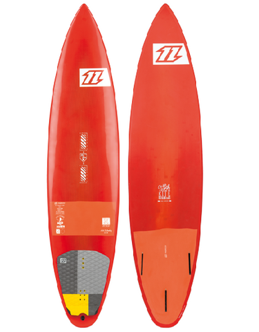 North Surf Pro Series Kiteboard 2014
