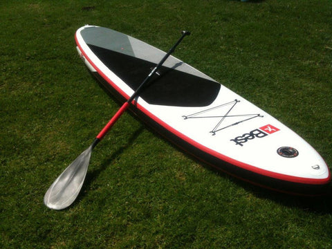 Best Inflatable Sup incl paddle