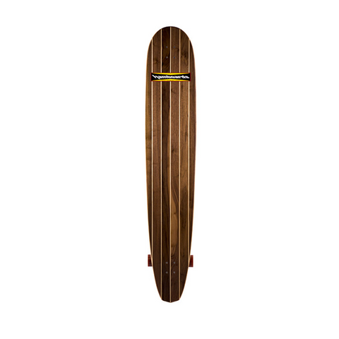 Hamboards Logger Walnut Complete