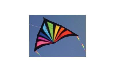 Wind Speed Sunrise Delta Kids Kite