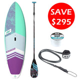 "Naish Quest Alana 9'6"" SUP Package"