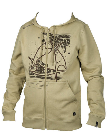 Heli Tech Sweat Beige Mens