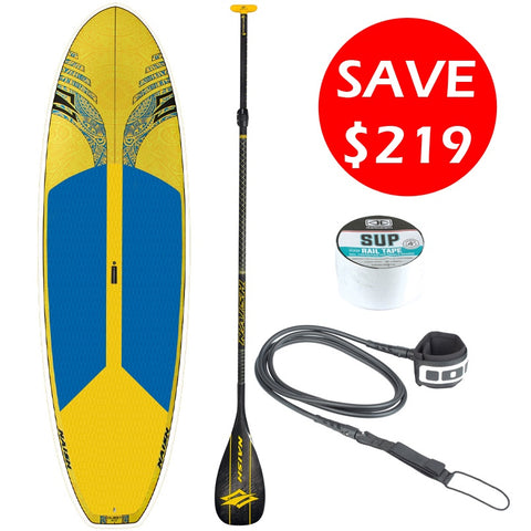Naish Quest SUP Package