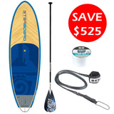 "Starboard Widepoint 8-10"" SUP Package"