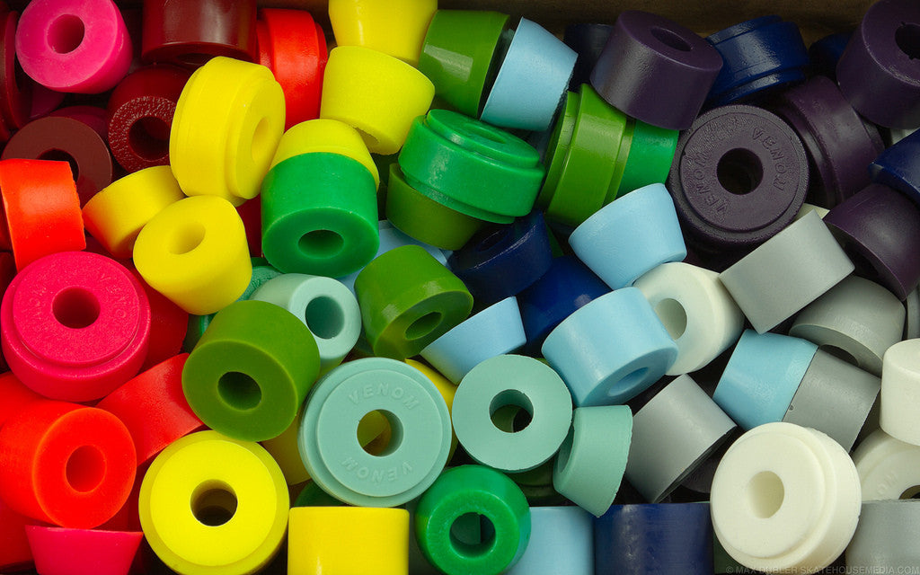 Assorted Venom skate bushings