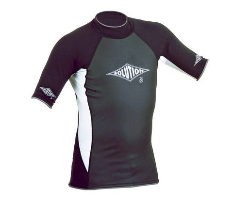 Solution Neoprene Wetsuit Thermal Paddle Top
