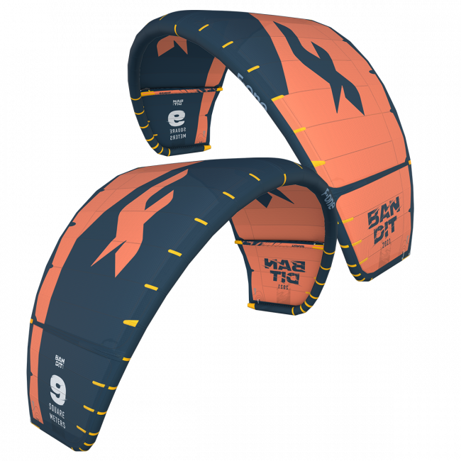 F-One Bandit 2021 Papaya Slate