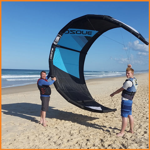 Kitesurfing Lessons Noosa Private Group