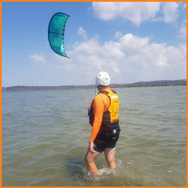 Private Kitesurfing Lessons Noosa