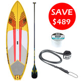 "Naish MadDog Carbon Pro 8'6"" Package"