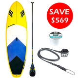 "Naish Mana 9'5"" SUP Package"
