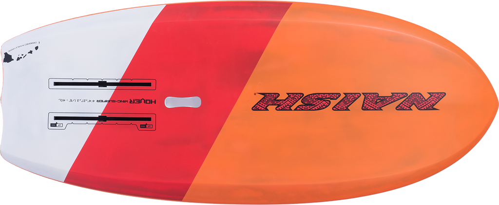 Naish Hover Wing Sup Foil Board S25 Bottom