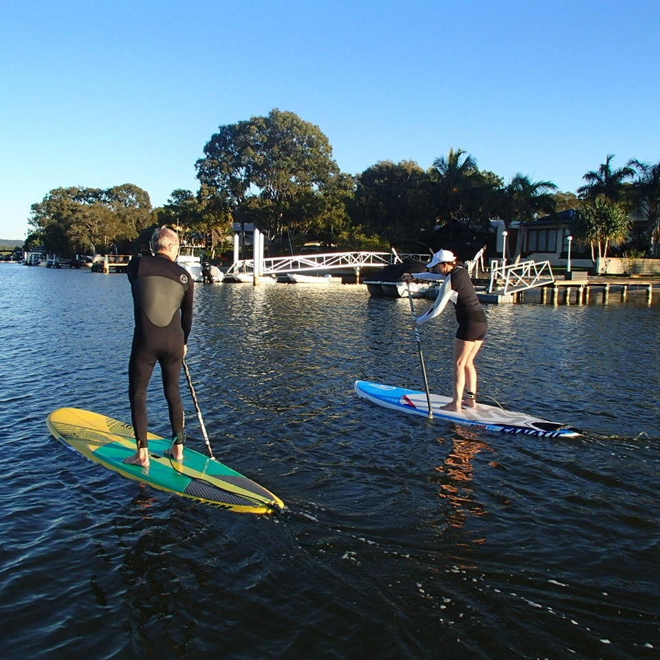 SUP Lessons Noosa