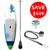 "Starboard Widepoint 10'5"" SUP Package"