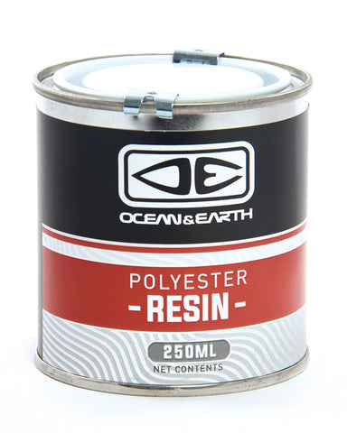Ocean & Earth Polyester Resin 250ml