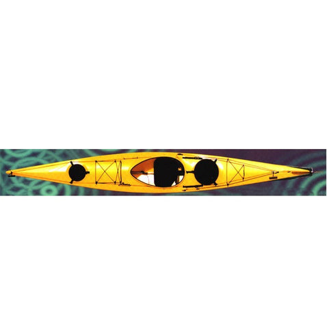 Kayak Hire Single with Rudder