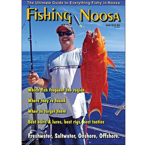 Fishing Noosa Book