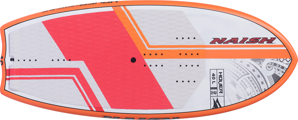 Naish Hover Wing Sup Foil Board S25 Top