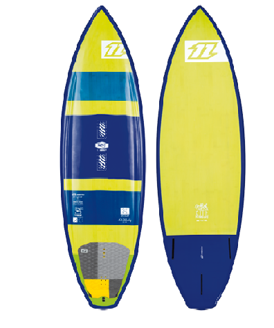 North Surf Whip Kiteboard 2014