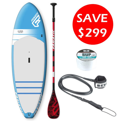 Fanatic Allwave Pure SUP Package