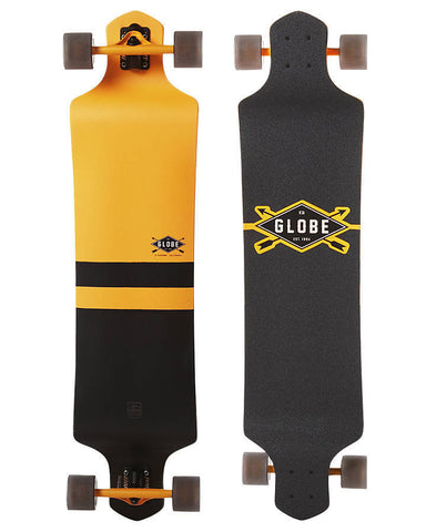 Globe Geminon Drop Down Skateboard
