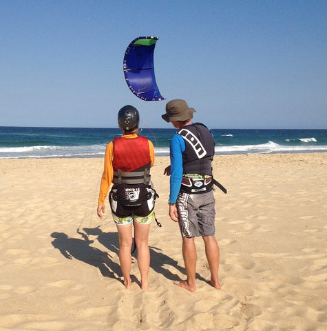 6hr Private Kitesurfing Lesson