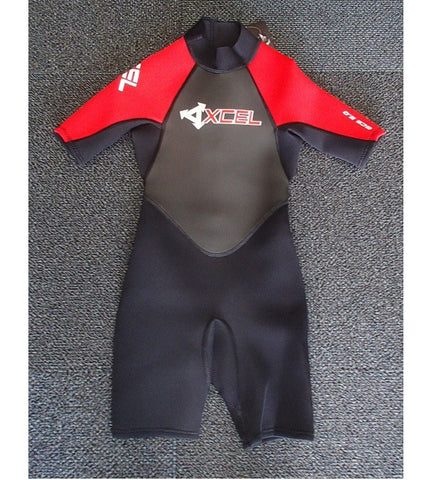 Xcel Youth 2mm S/S Wetsuit Spring Suit