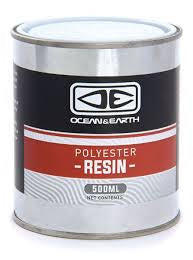 Ocean & Earth Polyester Resin 500ml