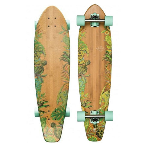 Globe The All Time Bamboo 35 Complete Skateboard