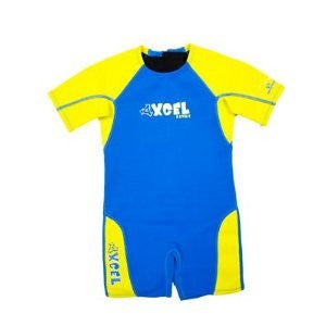 Xcel s/s Spring Suit lite Toddlers