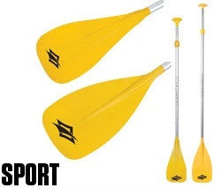 Naish Adj alloy paddle
