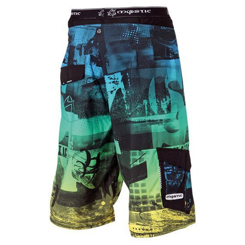 Mystic Eruption Boardshort
