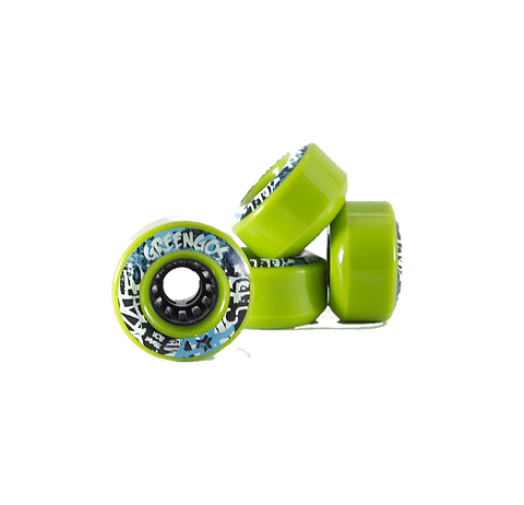 Freebord Greengos Wheel Set