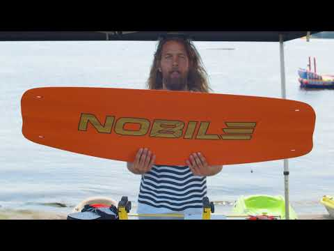 Nobile NHP Kiteboard 2021 Video Info