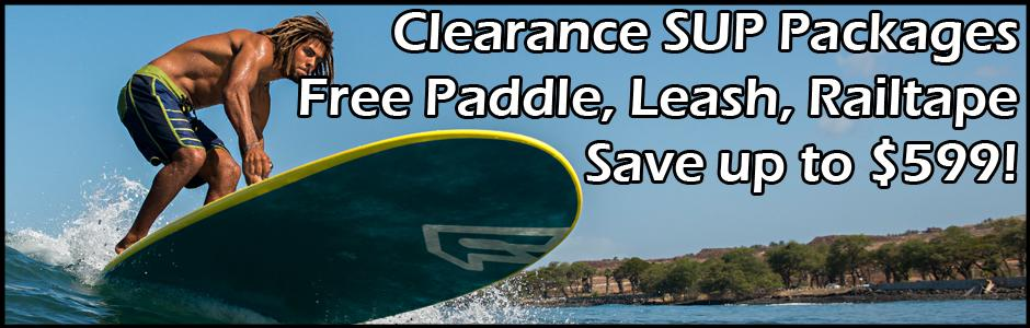 Cheap SUP Packages - Buy Online - Huge Savings