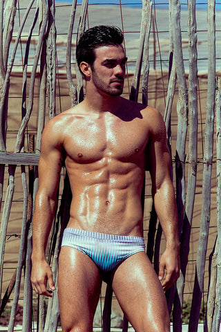 Ombre Swim Brief